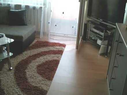 Vermietete 1,5 Zimmer Wohnung mit Aufzug und Stellplatz