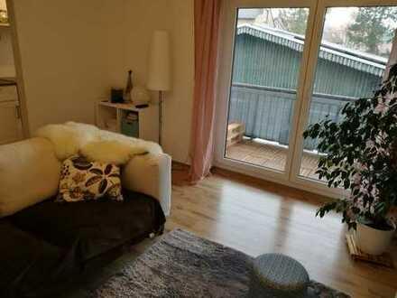 Tolle Wohnung mit Balkon in ruhiger Lage von Schöppenstedt zu vermieten!