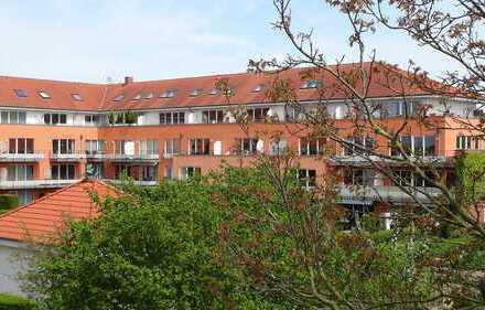Altenholz: helle Maisonettewohnung mit großem Balkon