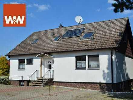 Viel Platz für eine oder zwei Familien, Garten und Garage in Platendorf bei Gifhorn