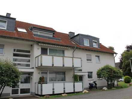 Kleines Investmentpaket bestehend aus Apartment und angrenzendem Gewerberaum in Holzlar!