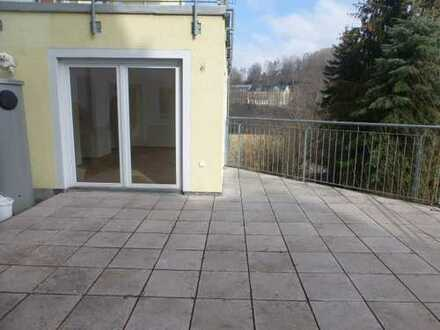 2-Raum-Wohnung mit großer Terrasse in Buchholz!