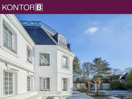 PROVISIONSFREI für Käufer! -Repräsentative Villa im Kölner Westen