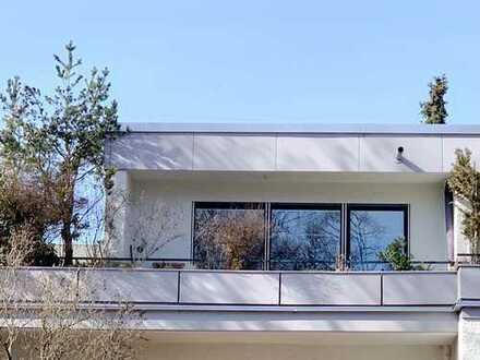 München-Ramerdorf + + Für den Kennerblick + attraktives Dach-Apartment mit zwei Balkonen