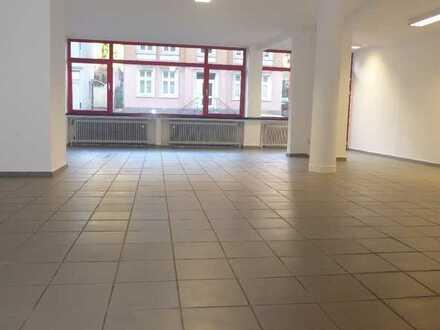 Hier werde ich gesehen! ca.150 m² ebenerdiges Ladenlokal in HA-Innenstadt+2 Stellplätze