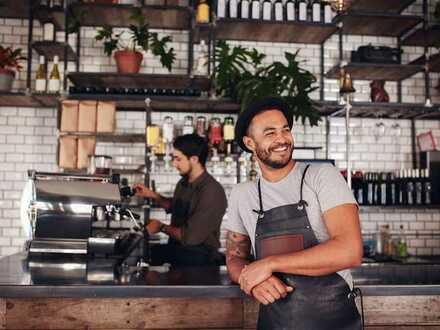 Ladeneinheit - idealer Standort für Café, Eisdiele o. Bistro im Stadtzentrum von Neresheim