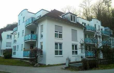 Schöne 3-Zimmer Wohnung im Grünen!