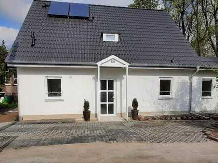 Neubau Miete freistehendes Einfamilienhaus Schöneiche Berlin Friedrichshagener Nahe Grünheide Erkner