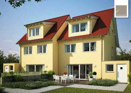 Wohnen in Hellerberge - Große Doppelhaushälfte wartet auf Sie