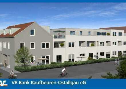 """Neubau Wohnpark """"Am Meisteranger"""" Neubau 18 Eigentumswohnungen in Weilheim"""