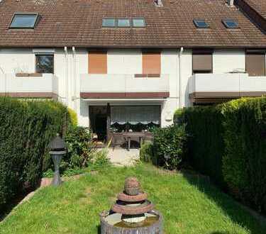 *Langenhorn* TOP-Reihenhaus m. Einl.-Wohnung, Garage, Wohnfl. ca. 140 m²