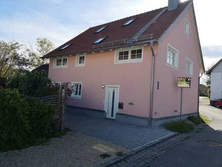 Wohnung mit Terrasse nähe Ammersee / S-Bahn Geltendorf / A 96 / provisionsfrei