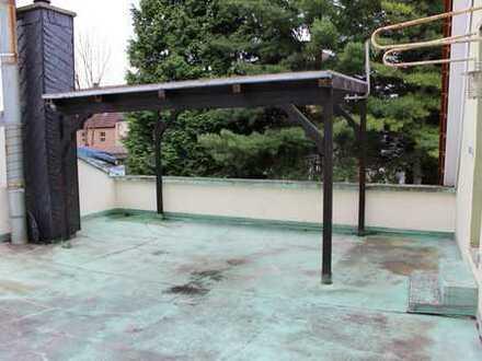 Traitteur-Immobilien Haus mit Ladeneinheit und großzügiger Terrasse im Herzen von MA-Friedrichsfeld!