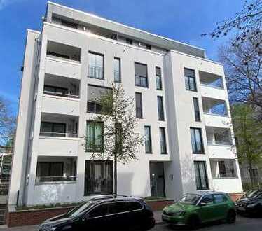 Luxuriöse 4-Zimmer Wohnung mit zwei Bädern, zwei Balkonen und hochwertiger EBK!