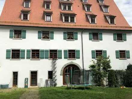 Wohnen wie Dornröschen! Reizvolle 2-Zimmer-Maisonetten-Wohnung im Torschlößle, Riedlingen-Neufra
