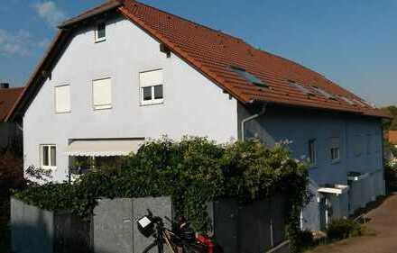 """Lebens """"Wert"""" im Grünen - Gepflegte 4-Zimmer-Wohnung mit Balkon in Walzbachtal"""