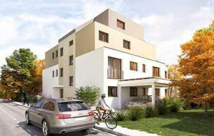3 Zi.- OG-Wohnung-KfW 55
