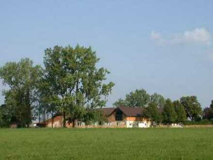 Einmaliges Haus in ländlicher Umgebung, sechs Zimmern u. großer Garten in Höhenkirchen-Siegertsbrunn
