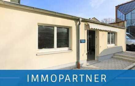 IMMOPARTNER - Loftähnliche Büroräume in attraktiver Lage!