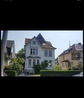 Schöne 4-Zimmer-Wohnung in Stadtvilla im Jugendstil in Cuxhavens bester Adresse