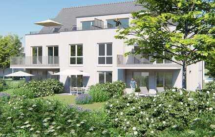 Drei- Zimmer Erdgeschosswohnung (1) Terrasse, Garten und perfekter Süd-Lage...