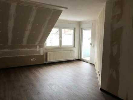 Schönes Appartement mit Balkon in Neunkirchen, Wilhelmstraße 17 a (Nähe Saarpark Center)