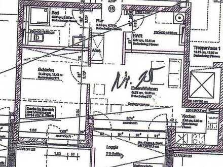 Bad Bentheim, Marktstr. 6, 2.OG, Aufzug, 2 ZKB-Neubau-Whg., 58qm, geh. Ausstattg., ab 10/ 20