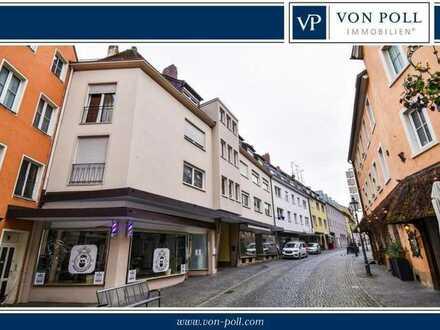 Helle Verkaufs-, oder Bürofläche im Zentrum von Kitzingen