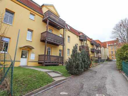 +++ Ab 01.08.2021 bezugsfrei! - 3-Zimmer-Wohnung mit Balkon im Dreifamilienhaus +++