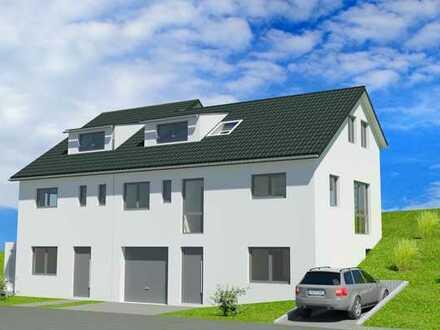Doppelhaushälfte mit Garage ***NEUBAU*** in Oberboihingen