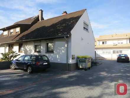 Provisionsfrei - Top Anwesen mit vielen Möglichkeiten - 2 x 1-Fam.-Haus in begehrter Lage