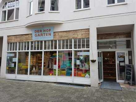 Gut geschnittenes Ladenlokal in 1B-Lage - Oldenburg Innenstadt