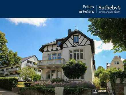 Villa Fledermaus - Charmante Altbauvilla in toller Lage
