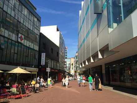 NEUBAU! Individuell gestaltbare Gewerbefläche in Innenstadtlage zu vermieten!!