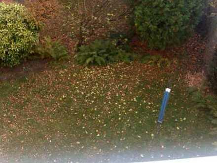 21qm mit Balkon, Garten, zentral und ruhig