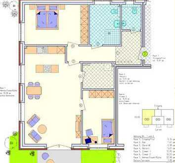 IV. BA, ETW Nr. 4 im Obergeschoss, Haus A, Kieler Straße 435, Neubau 9 Eigentumswohnungen