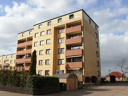 Solide, zentral in Stadthagen gelegene Etagenwohnung mit Sonnenbalkon