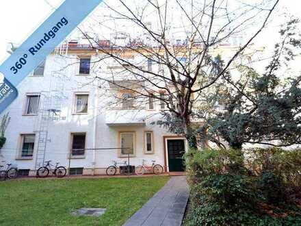 Altbau mit Denkmalschutz 3-Zimmer-Wohnung in Bestlage Sendling - jetzt online besichtigen