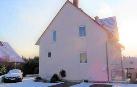 Leben wie im eigenen Haus - Eigentumswohnung mit großer Terrasse, Garten und Ausbaumöglichkeiten