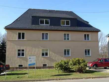 *** helle 3-Raumwohnung in bester Lage von Augustusburg ***
