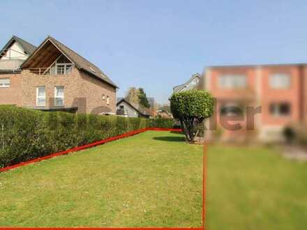 Bebauung mit Reiheneckhaus möglich: Voll erschlossenes Grundstück in aufstrebendem Kölner Norden