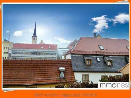 Wohnen über den Dächern der Kreisstadt
