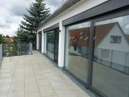 Ruhige Zwei-/Dreizimmerwohnung mit großem Balkon in der Satdtmitte von Metzingen