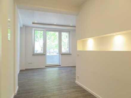Sanierte 2,5 Zi.-Wohnung mit Balkon in der Bochumer Innenstadt!