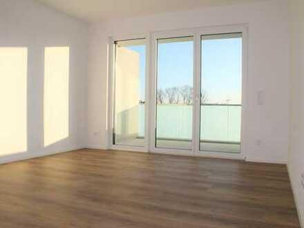 3 Zimmerwohnung als Erstbezug in Friedberg zu vermieten