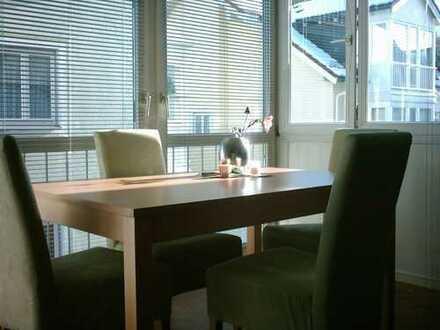 Stadtwohnung Gepflegte 2-Zimmer-Wohnung mit EBK in Sonthofen