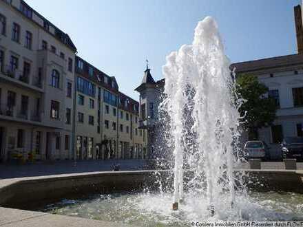 Attraktives Gebäudeensemble in der historischen Mitte Brandenburgs