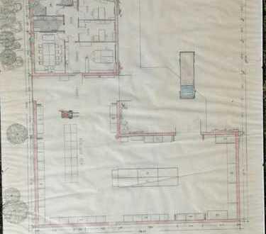Büro 110m² mit angeschlossener Lagerfläche 380m²
