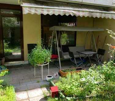 U5 - Stilvolle 2-Zimmer-Garten-Wohnung von privat