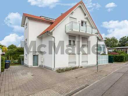 Moderner Wohncharme mit Balkon: Vermietete 3-Zimmer-Wohnung inkl. Stellplatz